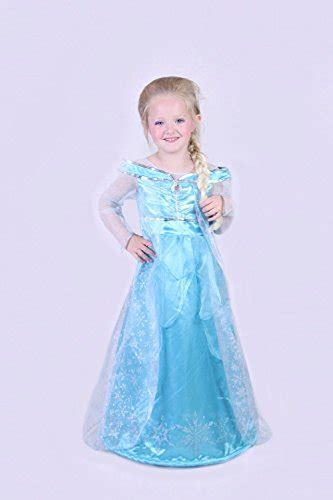Disney Store Usa Authentic Frozen Costume Kostum authentic disney elsa frozen costume dress up age size 8 years buy in