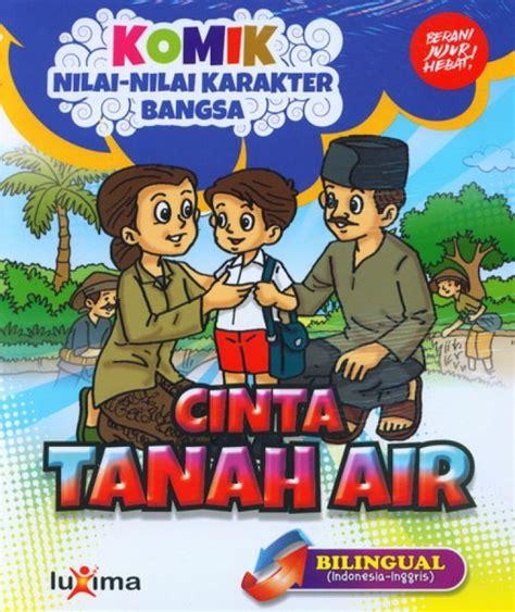 Buku Murah Promo Buku Anak Aku Cinta Islam Tauhid Akhlak bukukita komik nilai nilai karakter bangsa cinta