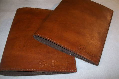 Handmade Cover - buy a made custom leather bible cover made to order