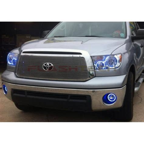toyota tundra fog light kit toyota tundra v 3 fusion color change halo fog light kit