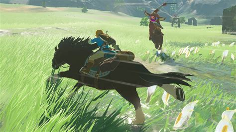 Breath Of switch the legend of breath of the