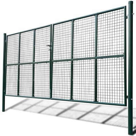 rete per giardini articoli per cancello a rete per giardino 415 x 225 cm