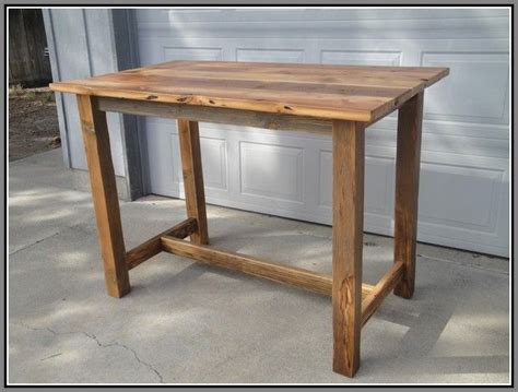 Diy Breakfast Bar Table Best 25 Bar Height Table Ideas On Kitchen Table Bar Tables And Table