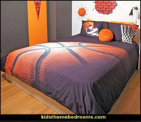 basketball bed set decorating theme bedrooms maries manor sports bedroom