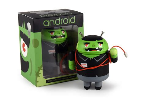 android tech support deadzebra releases special edition frank quot tech support quot patches collectible android figurine