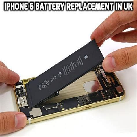 iphone 6 battery replacement best choices for apple iphone 6 battery replacement in uk