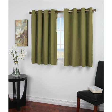 Curtains 64 Length Blackout Ultimate Blackout Length Panel 56 In W X 45 In L In 02000 79 045 25 The