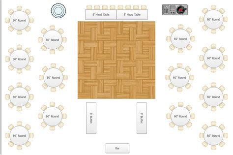 Backyard Wedding Floor Plan Calgary Wedding July 2015