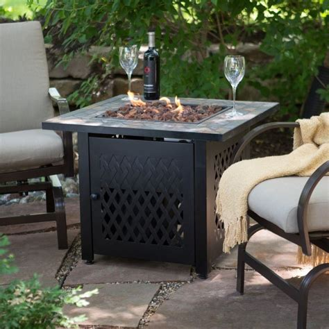 how to your own propane pit table top 25 best propane pits ideas on