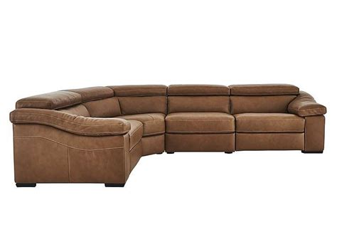 Corner Recliner Leather Sofa Sanremo Leather Corner Recliner Sofa Natuzzi Editions Furniture