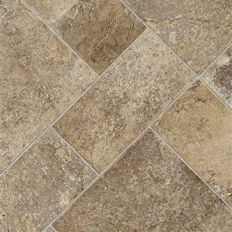 beige bisque vinyl tile vinyl flooring resilient flooring the home depot