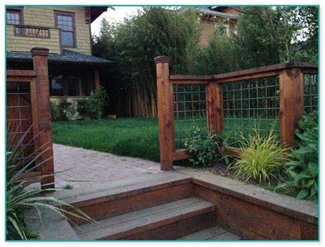 decorative fences  front yards home improvement