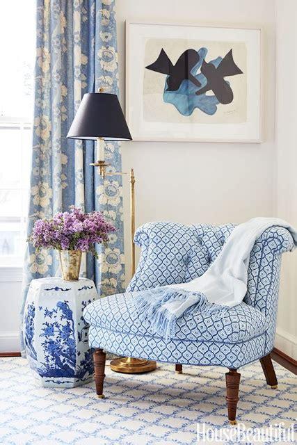 blue  white decor     south shore
