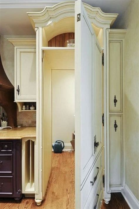Secret Pantry by 33 Best Images About Kitchen On Rusted Metal