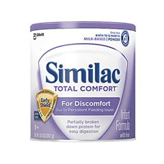 similac total comfort baby formula bettymills similac 174 total comfort infant formula