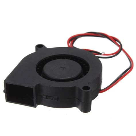 3d printer cooling fan 3d printer 12v dc 50mm radial cooling fan alex nld
