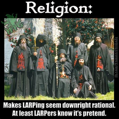 the best larping around religious services ex christian net