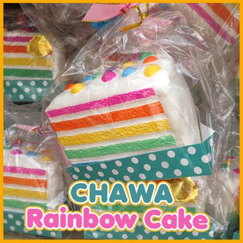Chawa Kakigori Squishy By Chawa chawa special set squishy japan