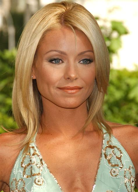 ripa hair style bartcop s tv hotties kelly ripa page 108