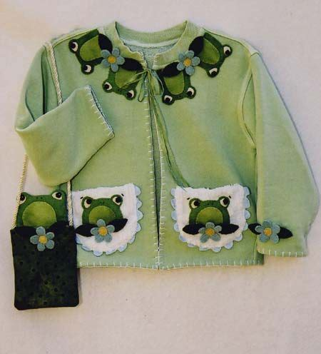 Matching Applique Jacket 285 best images about smocking on gilbert o