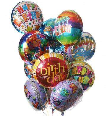 Balon Foil I You 3 Tingkat birthday balloon bouquet 12 mylar balloons make their