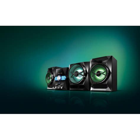 Sony Shelf by Sony Lbt Gpx555 Lbt Shelf Top Audio System With Bluetooth