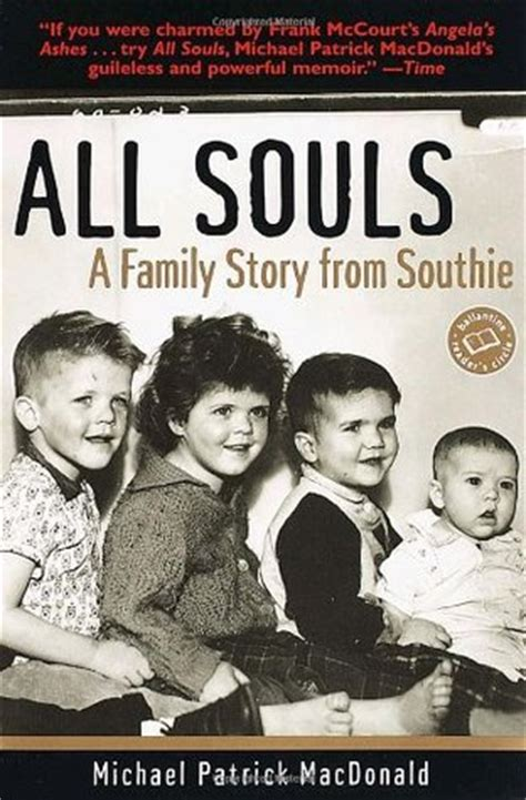 of a mackenzie family novellabooks all souls a family story from southie by michael