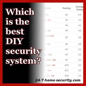 diy home security systems how to get started with diy