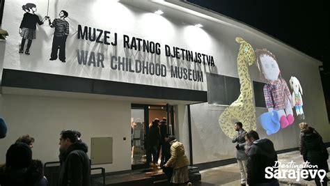war childhood museum  open  sarajevo destination sarajevo