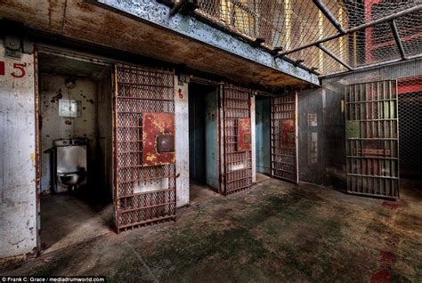 Alarm Pison us prison west virginia state penitentiary becomes disturbing tourist attraction daily mail
