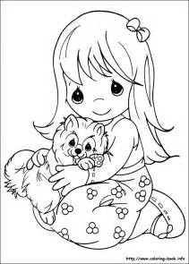 free coloring pages precious moments animals