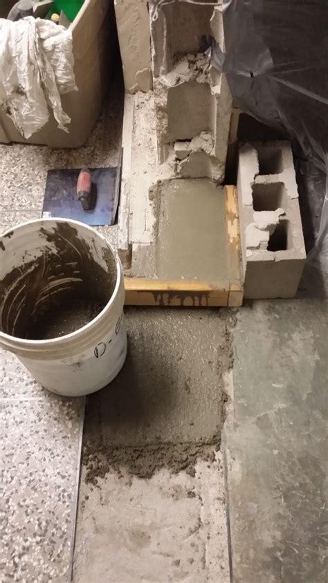 Epoxy terrazzo floor coating installation by Polishmaxx in