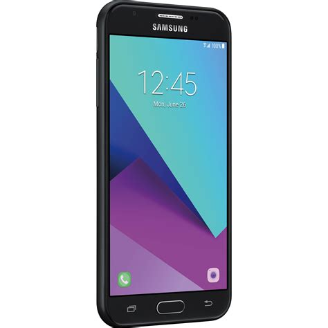 Samsung Galaxy J3 Pro 16gb Black samsung galaxy j3 2017 sm j327u 16gb smartphone sm
