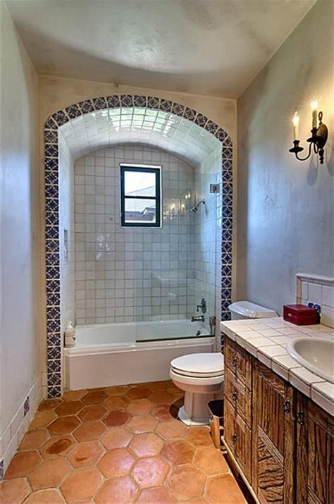 spanish tile bathroom ideas 17 best ideas about spanish bathroom on pinterest