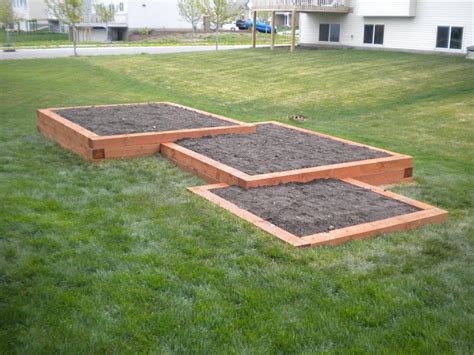 Image Of Landscape Timber Edging Ideas Around Trees For