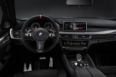 Bmw Interior Parts by New Bmw M Performance Parts For The Bmw X6