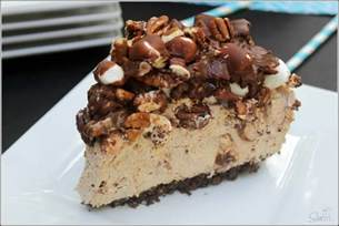 mississippi mud pie no bake cheesecake a dash of sanity
