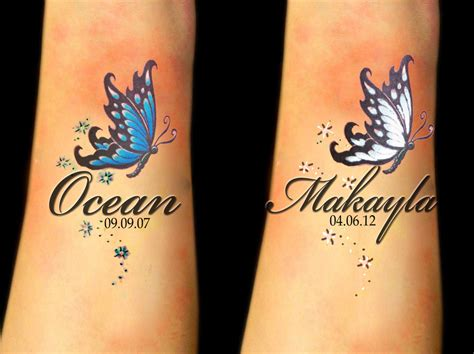butterfly wrist tattoos for women tattoos for on wrist butterflies www pixshark