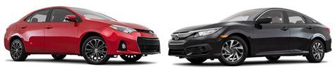Toyota Compact Cars Compact Car Contenders 2016 Toyota Corolla Vs 2016 Honda