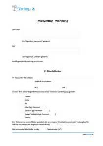 Vorlage Deckblatt Wohnungsbewerbung Mietvertrag Kostenlos Der Mustermann