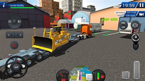 game euro truck driver mod apk euro truck driving simulator 2018 android apps on google