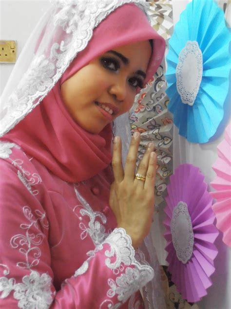 Makeup Kahwin d azua solekan pengantin andaman dan solekan di seri