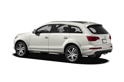 audi q7 2012 review 2012 audi q7 price photos reviews features