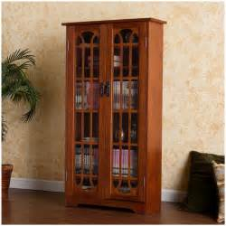 Media Storage Cabinet With Doors Window Pane Door Media Cabinet 579120 Entertainment Centers At Sportsman S Guide