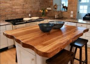 Wood Island Tops Kitchens Custom Wood Countertops Butcher Block Dining Table Home Interiors