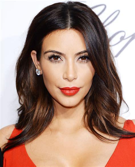 kim kardashian hair color highlights kim kardashian ombre hair 2014