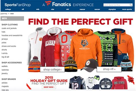jcpenney sports fan shop jillee s gift guide for everyone on your list 183 one good