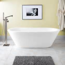 collette acrylic freestanding tub bathroom