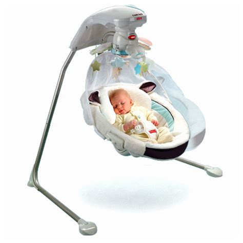 fisher price baby swings my little lamb cradle n swing