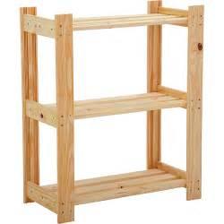 black friday outlet estante modulare 3 prateleiras madeira de pinus maci 231 a